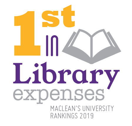 1st in Library expenses
