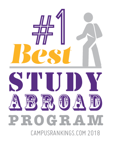 Ranked #1 Best Study Abroad Program
