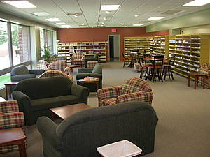 Library Periodical Room