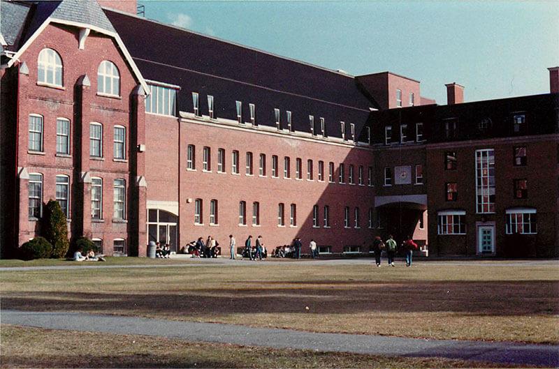Johnson Science Building