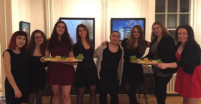 BU Undergraduate Psychology Society Winter 2016