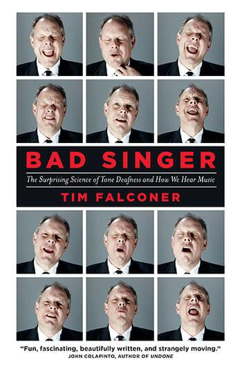 Bad Singer by Tim Falconer