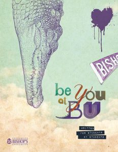 Fall 2021 issue of the Be You @ BU magazine