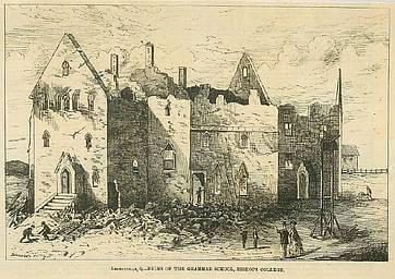 Bishop's College 1874