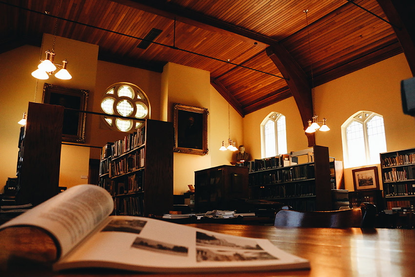 Bishop's Old Library