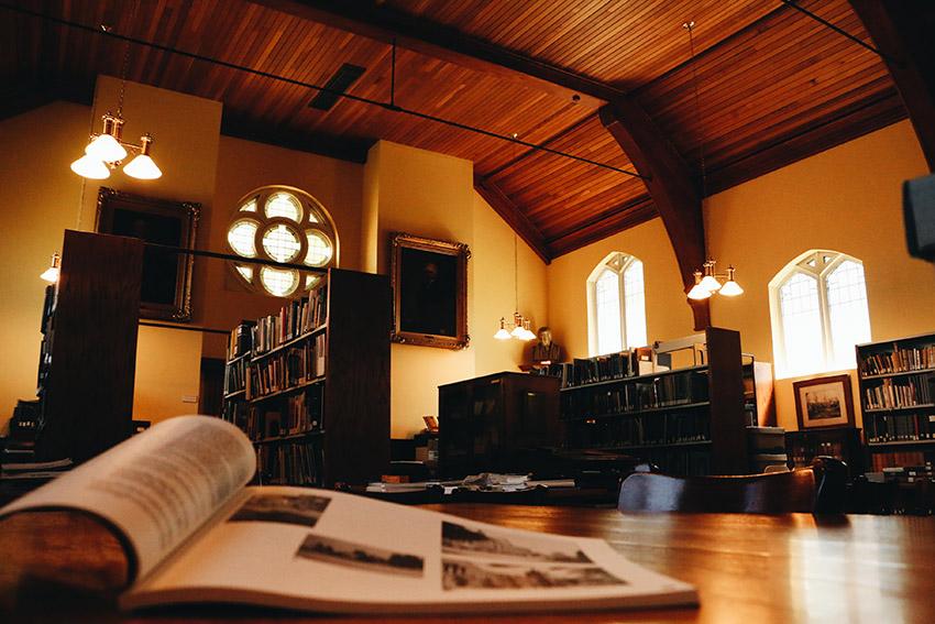 Bishop's Old Library
