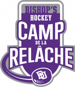 Logo du camp de la relâche hockey