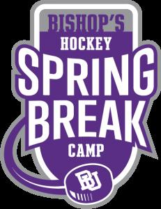 Hockey Spring Break camp logo