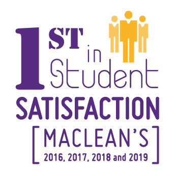 1st in Student Satisfaction