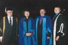 Honourary degrees