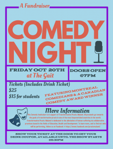 Comedy Night at The Gait