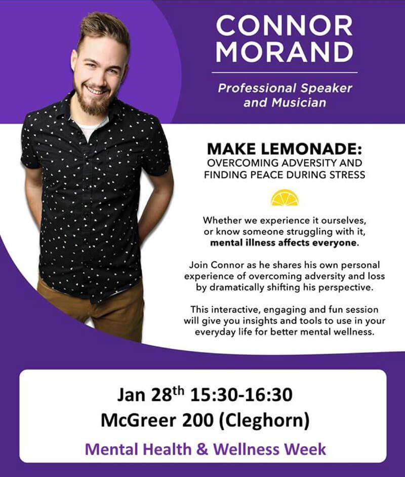 Connor Morand
