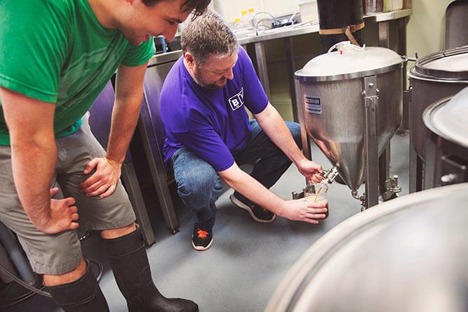 Bishop's Graduate Certificate in Brewing Science