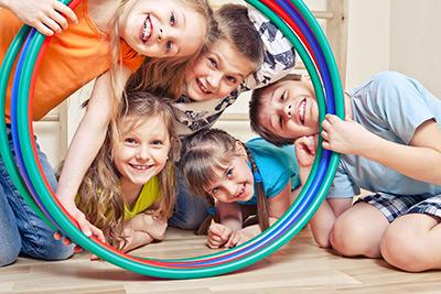 Day Camp Children