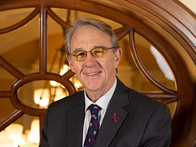 Dr. Peter Ricketts