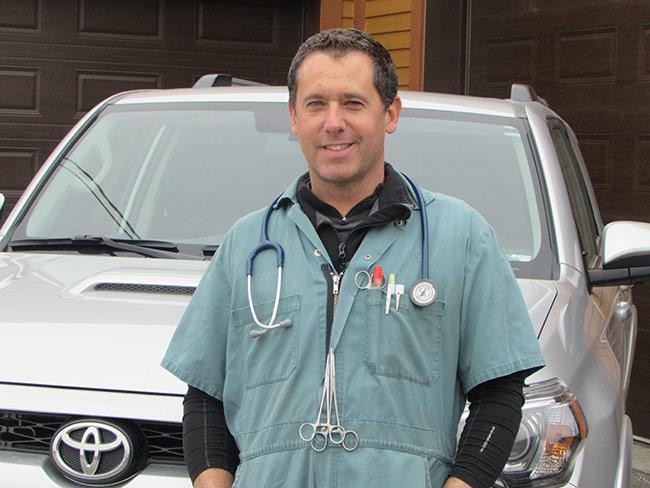 Dr. Eric Martineau