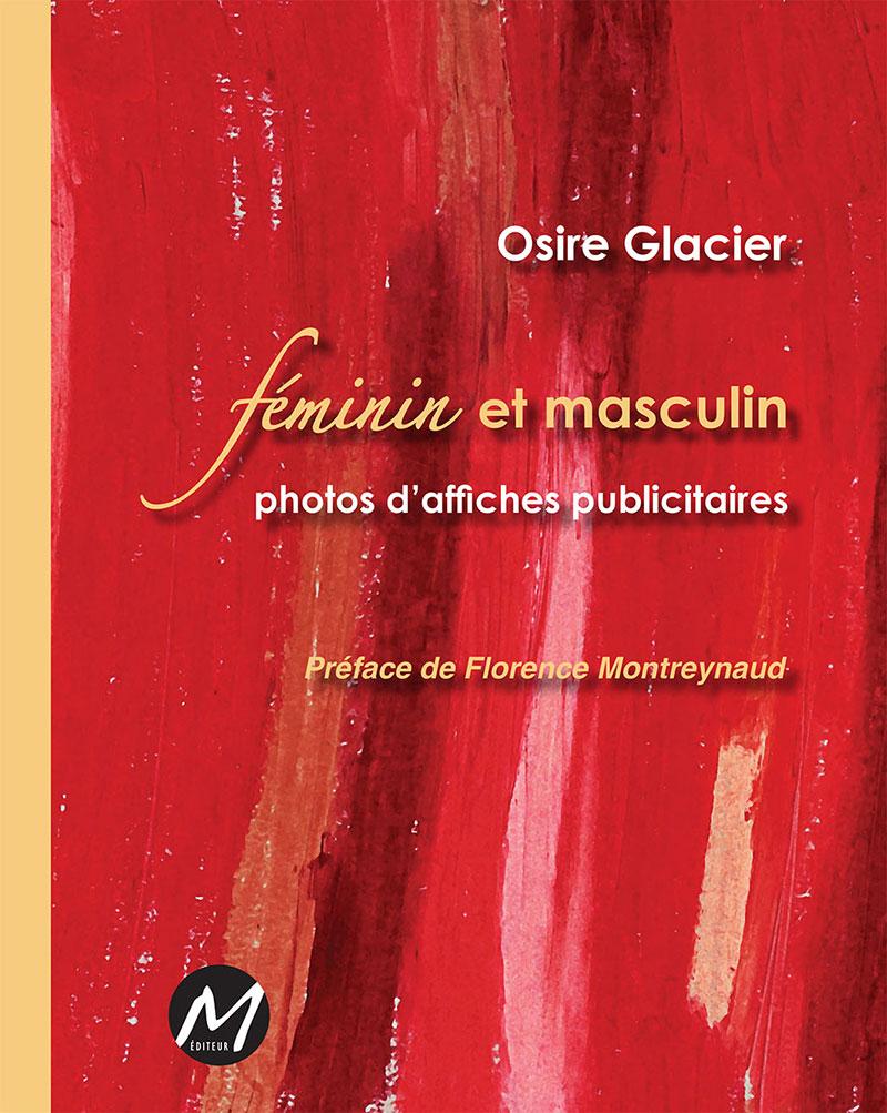Féminin et masculin : Photos d'affiches publicitaires