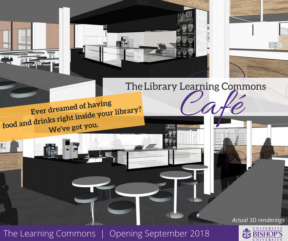 Learning Commons Café