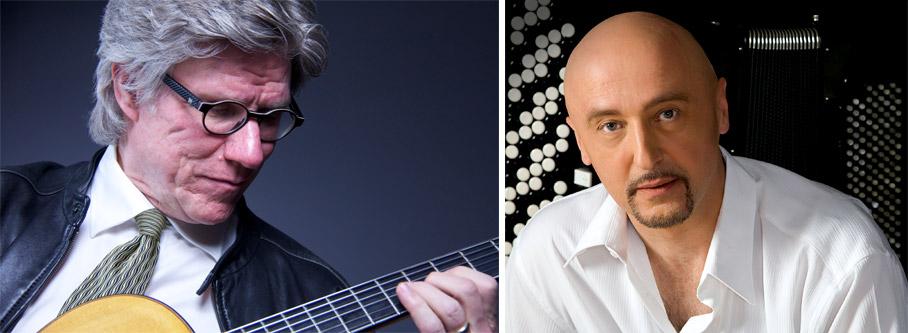 Andrew MacDonald & Joseph Petric
