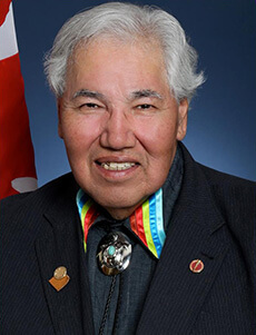 Senator Murray Sinclair