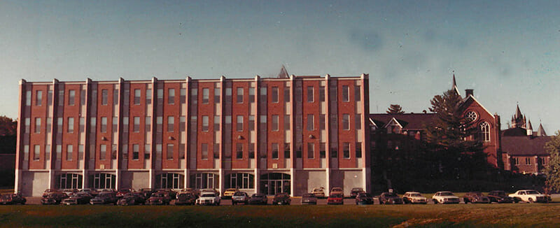 Jasper Hume Nicolls Building
