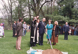 Duke of Edinburgh visited Canada from May 18 to 21, 1989