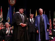 Peter Davidson, Alex Paterson and Robert A. Gordon