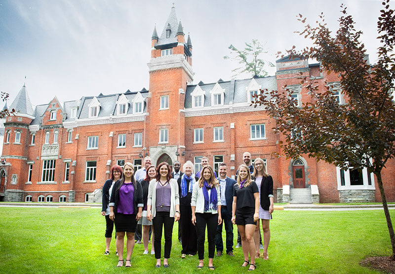 The Recruitment and Admissions Team
