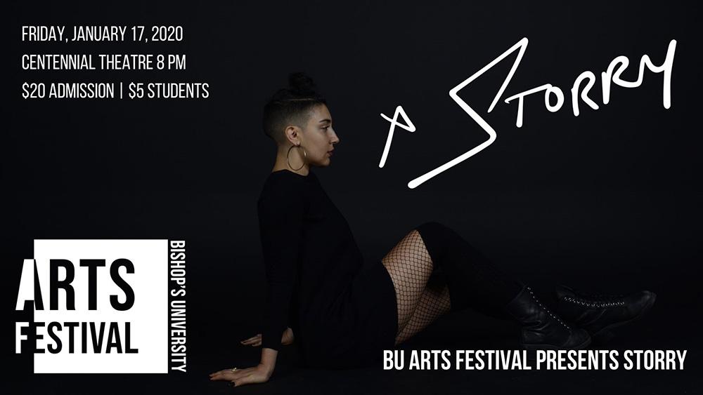 Storry at BU Arts Festival