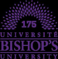 Bishop's University 175 Anniversary logo