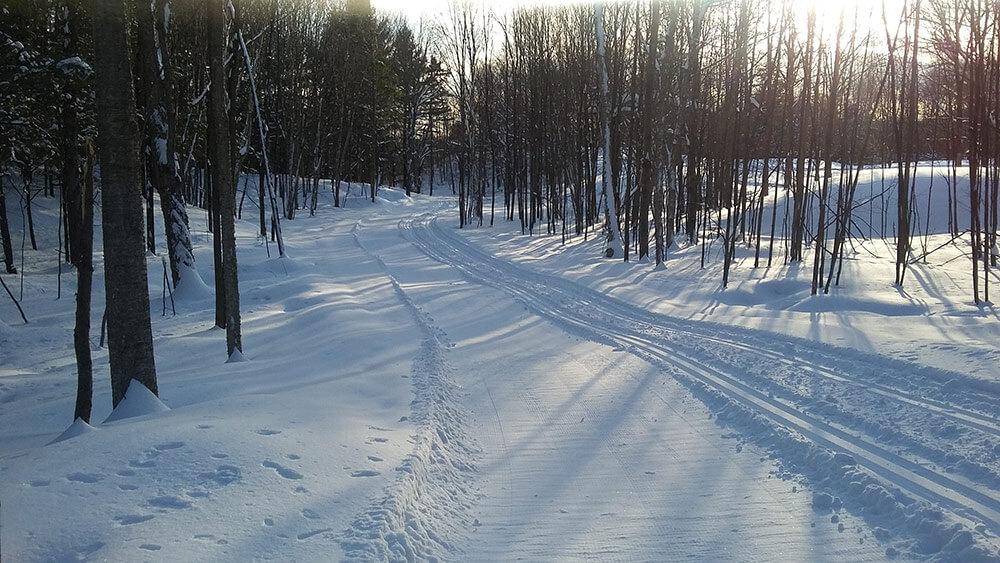 Ski Trails at Bishop's University