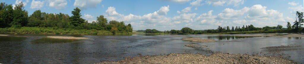 St-Francis river