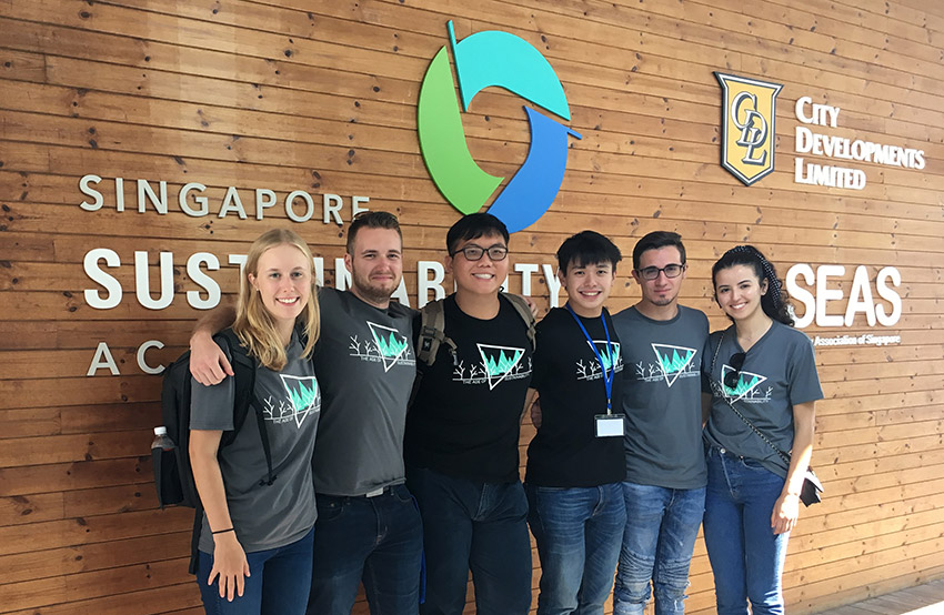 WSB Singapore Case Competition