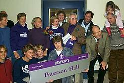Inauguration of Paterson Hall