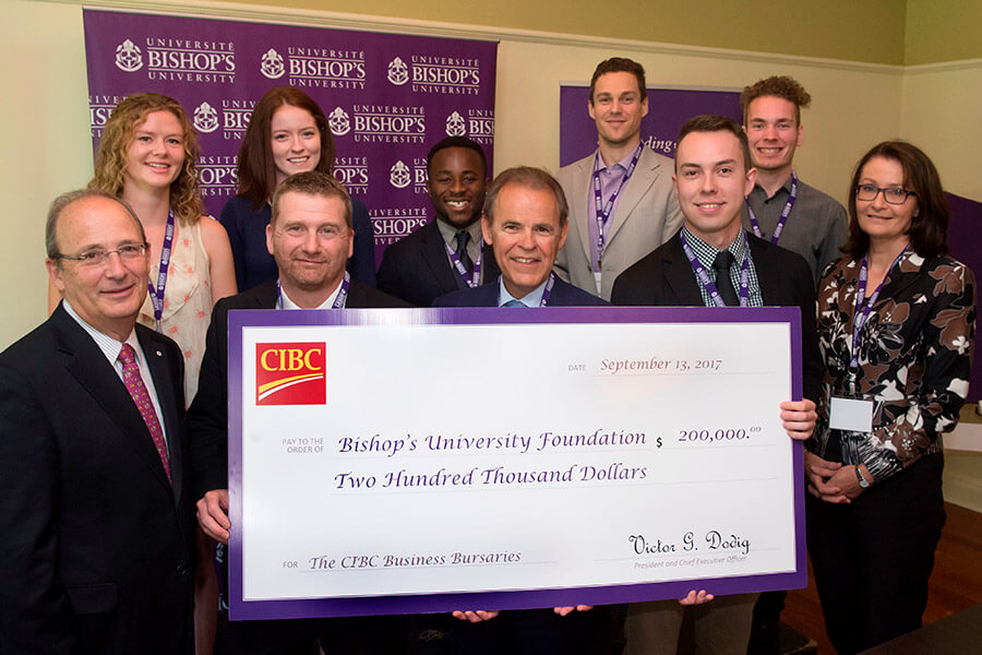 CIBC BUSINESS BURSARIES
