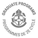 Bishop's Graduate Studies