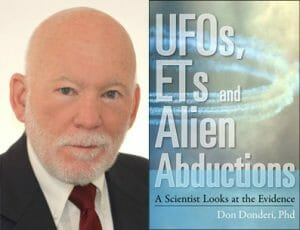 Don Donderi's book: Some UFOs are Extraterrestrial Vehicles