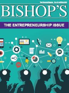 Bishop's magazine Fall 2016