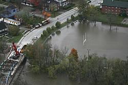 Fall 2005 flood