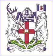 Bishop's University coat of arms