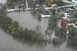 Bishop's flood Fall 2005