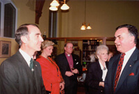 Reception for the Governor-General