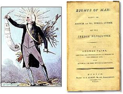 political pamphlet Rights of Man