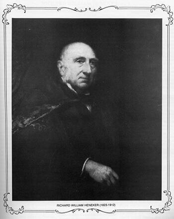 Richard W. Heneker