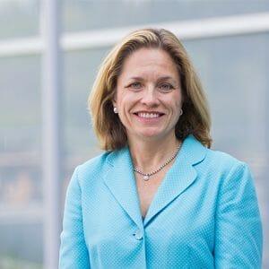 Jacqueline Scott, Associate Vice-Principal, Advancement