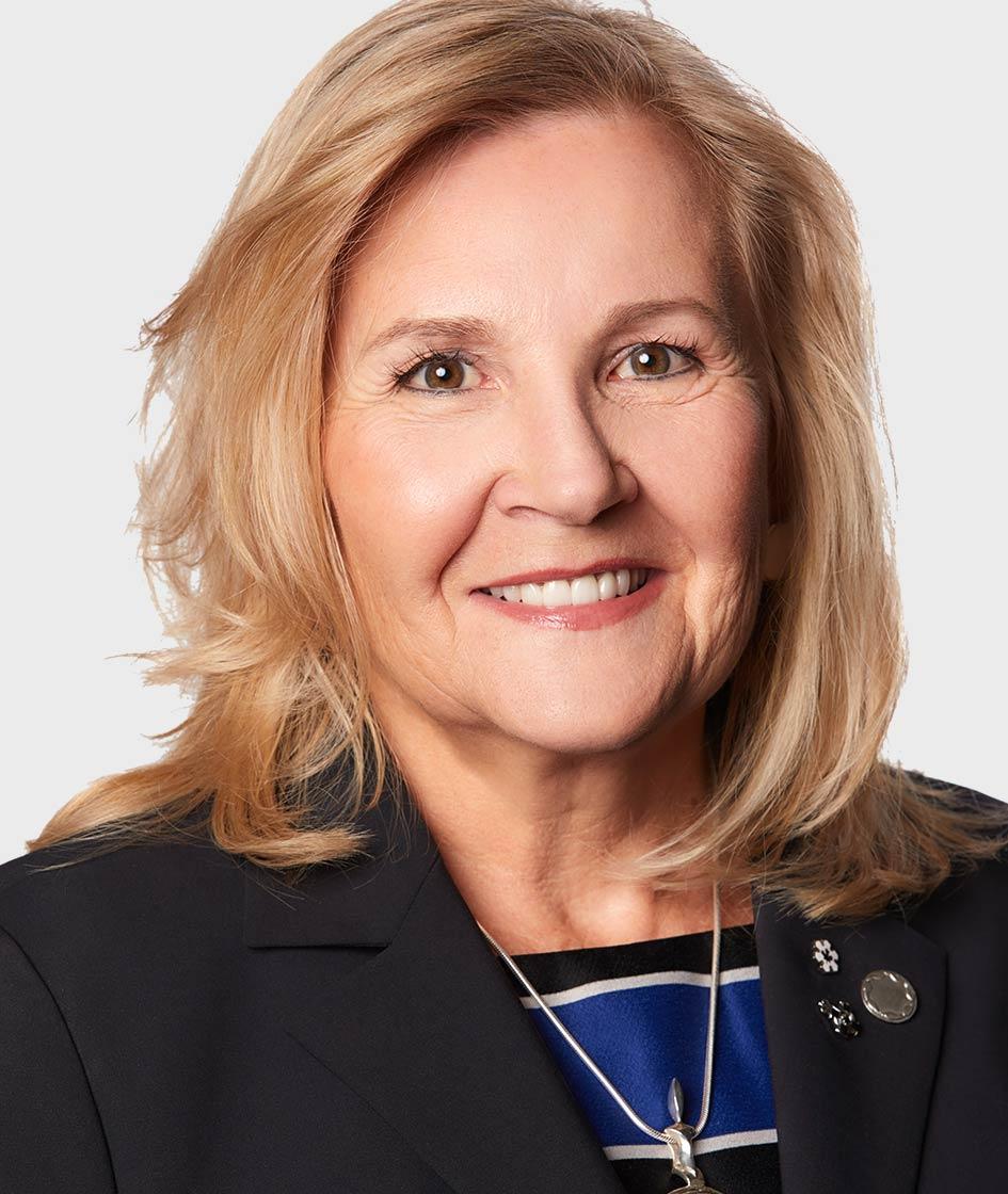 Marie Wilson, C.M., ONWT, MSC