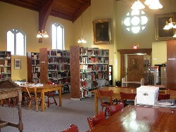 Bishop's University Old Library