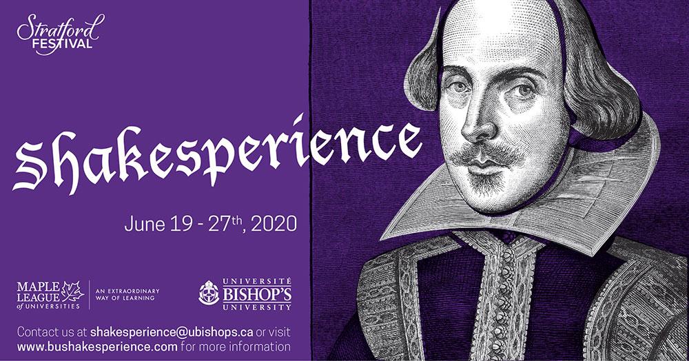 Shakesperience banner